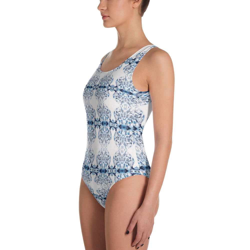 Snowflake Leotard/Swimsuit