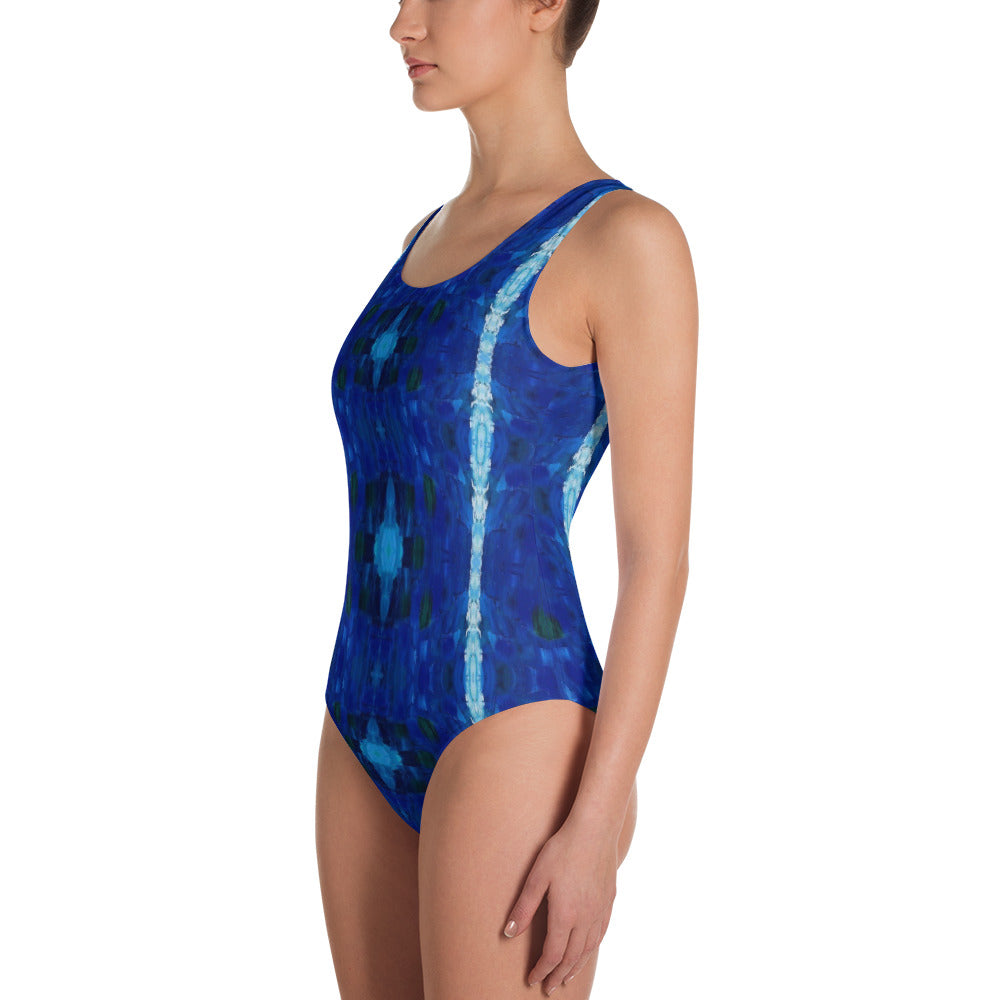 French Connection Leotard Swimsuit