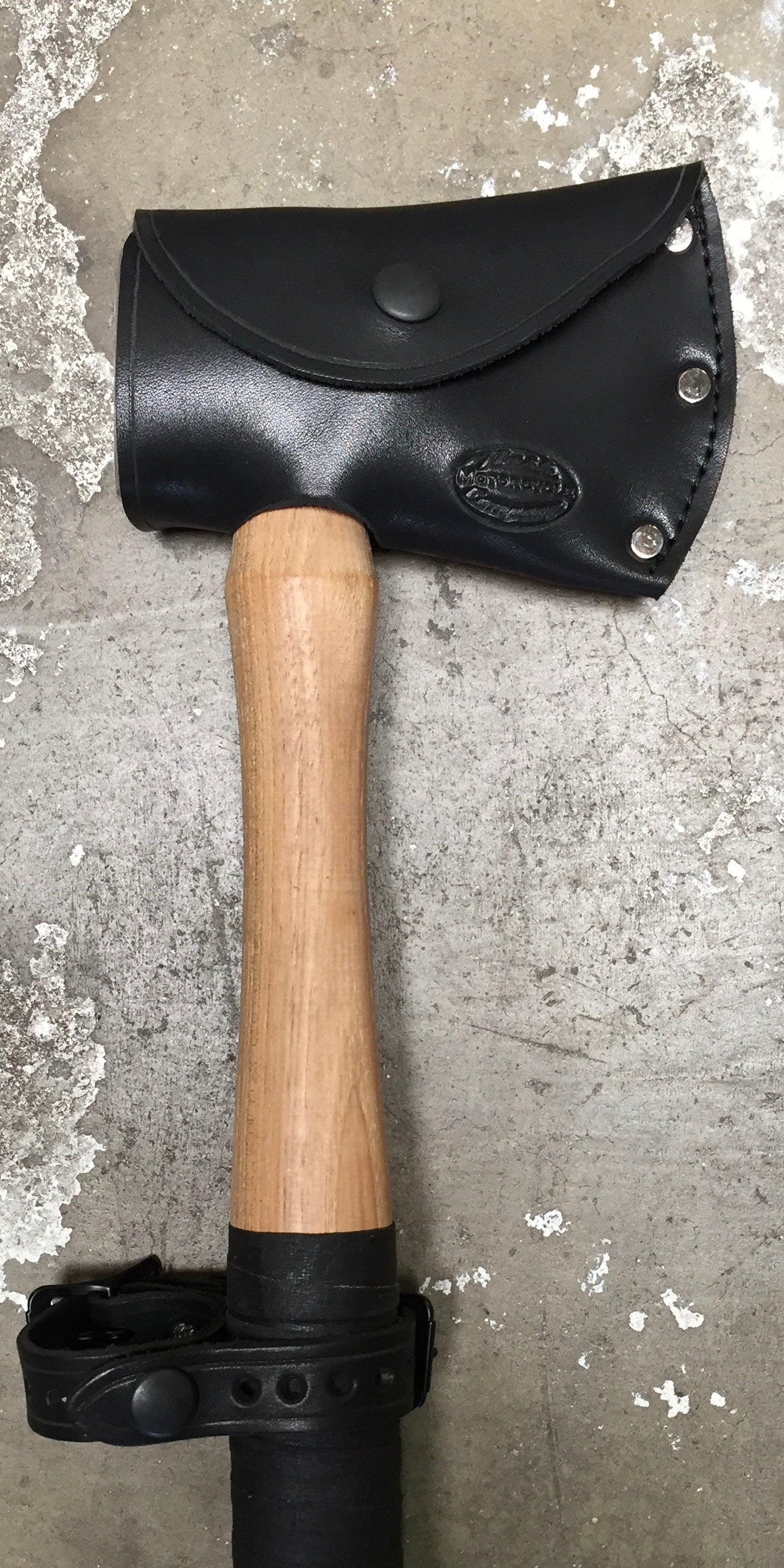 The Nash Chopper - Nash Motorcycle Co. Axe