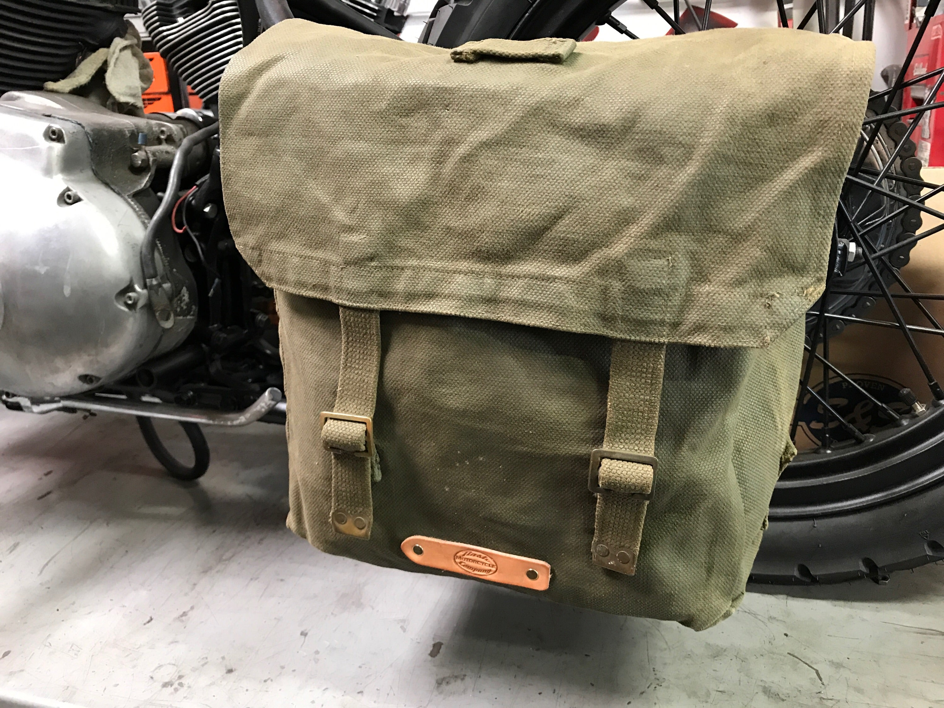 *NEW* Mission Bag