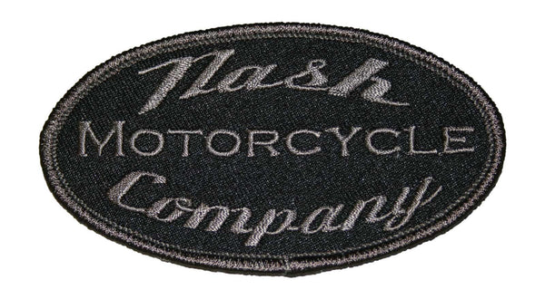 NASH Logo Patch