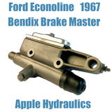 Ford Econoline 1967 Bendix Brake Master, Yours Rebuilt $315, (kit $75)
