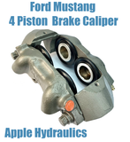 Ford Mustang Brake Caliper, 4 piston type $165, Kelsey Hayes, yours rebuilt