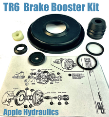 Triumph TR-6 and TR-250 Brake Booster Repair Kit, $65