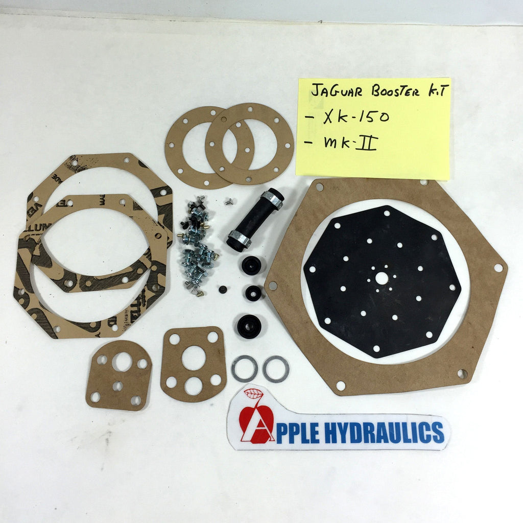 Booster Servo Repair Kit - XK150 (3.8 MKII Jag.), Boosters, Jaguar - Apple Hydraulics