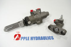 Early Rolls Royce Brake Master Cylinder and Wheel Cylinder, BrakeMaster, Rolls Royce - Apple Hydraulics