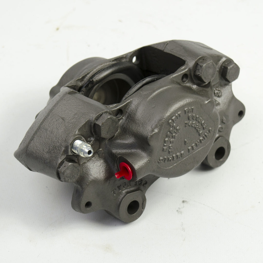Tr-6 / TR-250 Front Brake Caliper ($15 deposit included in price), Calipers, Triumph - Apple Hydraulics