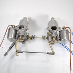 Carburetors - S.U. Carburetors - MGTD