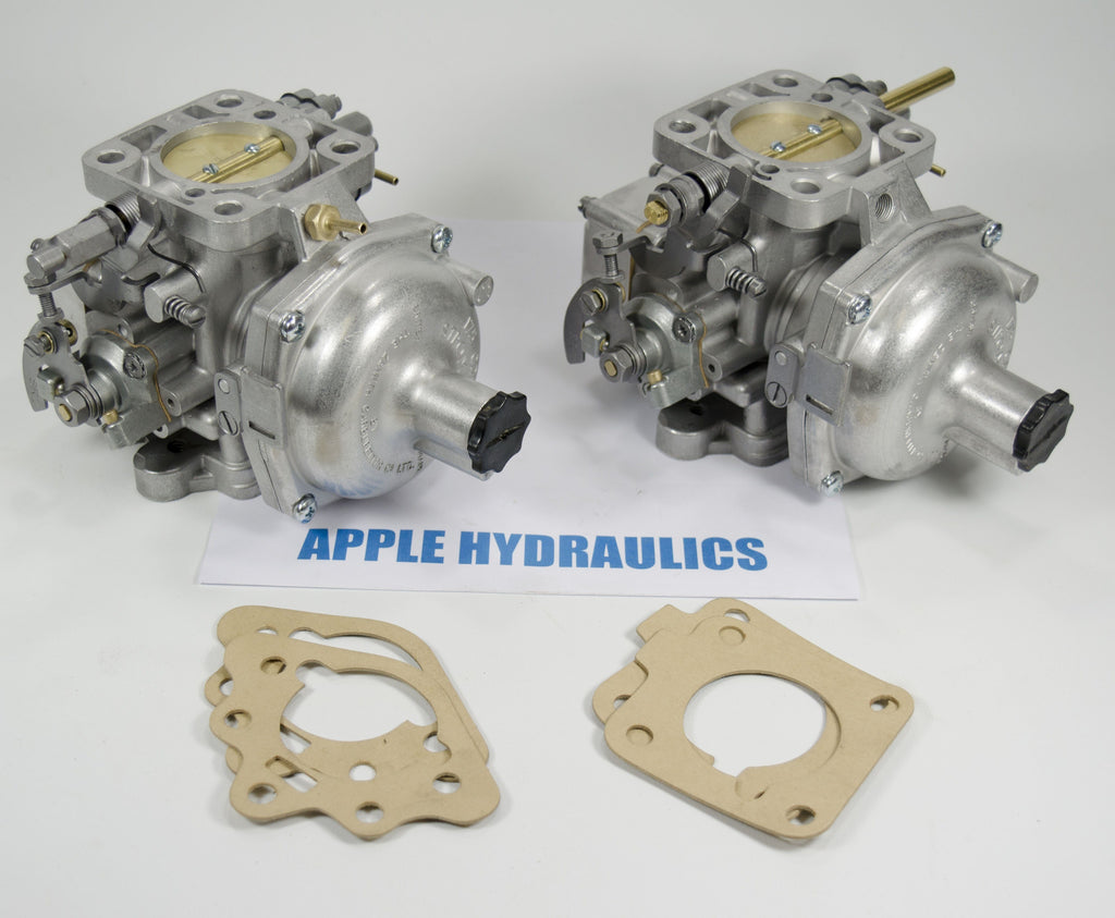 Zenith-Stromberg Carburetors Complete Rebuild per pair, Carburetors, Apple Hydraulics - Apple Hydraulics