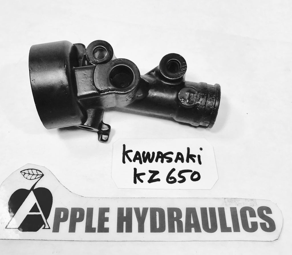 Kawasaki KZ 650D (and others) brake master cylinder, BrakeMaster, Apple Hydraulics - Apple Hydraulics