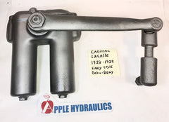 Cadillac Front Shock 1928-1929 early Delco Remy shock, Shocks, Cadillac - Apple Hydraulics