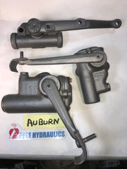 Auburn lever shocks, various styles, $265 to $345 per shock., , Auburn - Apple Hydraulics