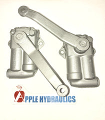 One Pair-Triumph TR2, TR3, TR3A, TR4 (1952-65) Solid Rear Axle, Shocks, Triumph - Apple Hydraulics
