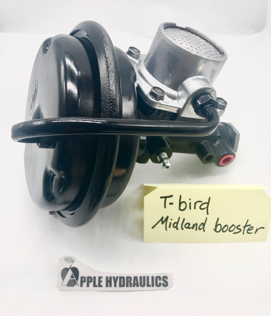 Ford T-Bird midland brake booster, yours rebuilt