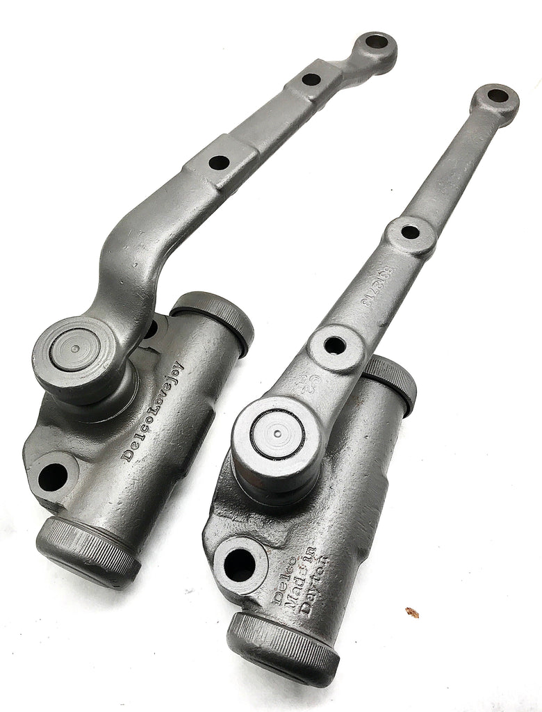 Oldsmobile rear lever Shock, 1700 series dual action, 1930s to 1940