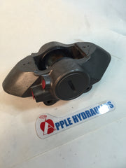 "Triumph TR3 and TR3A Front Brake Caliper, Type ""A"" (Banana) ($125 +$70 refundable deposit.)"