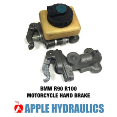 BMW R75 thru R90, R100 and R120 motorcycle brake master cylinder. (Sleeve only $95) or (Rebuilt $165) You must send us your cylinder., motorcycle, BMW - Apple Hydraulics
