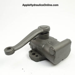 Aston Martin Lever Shock (single arm dual valve) - your shock rebuilt, Shocks, Aston Martin - Apple Hydraulics