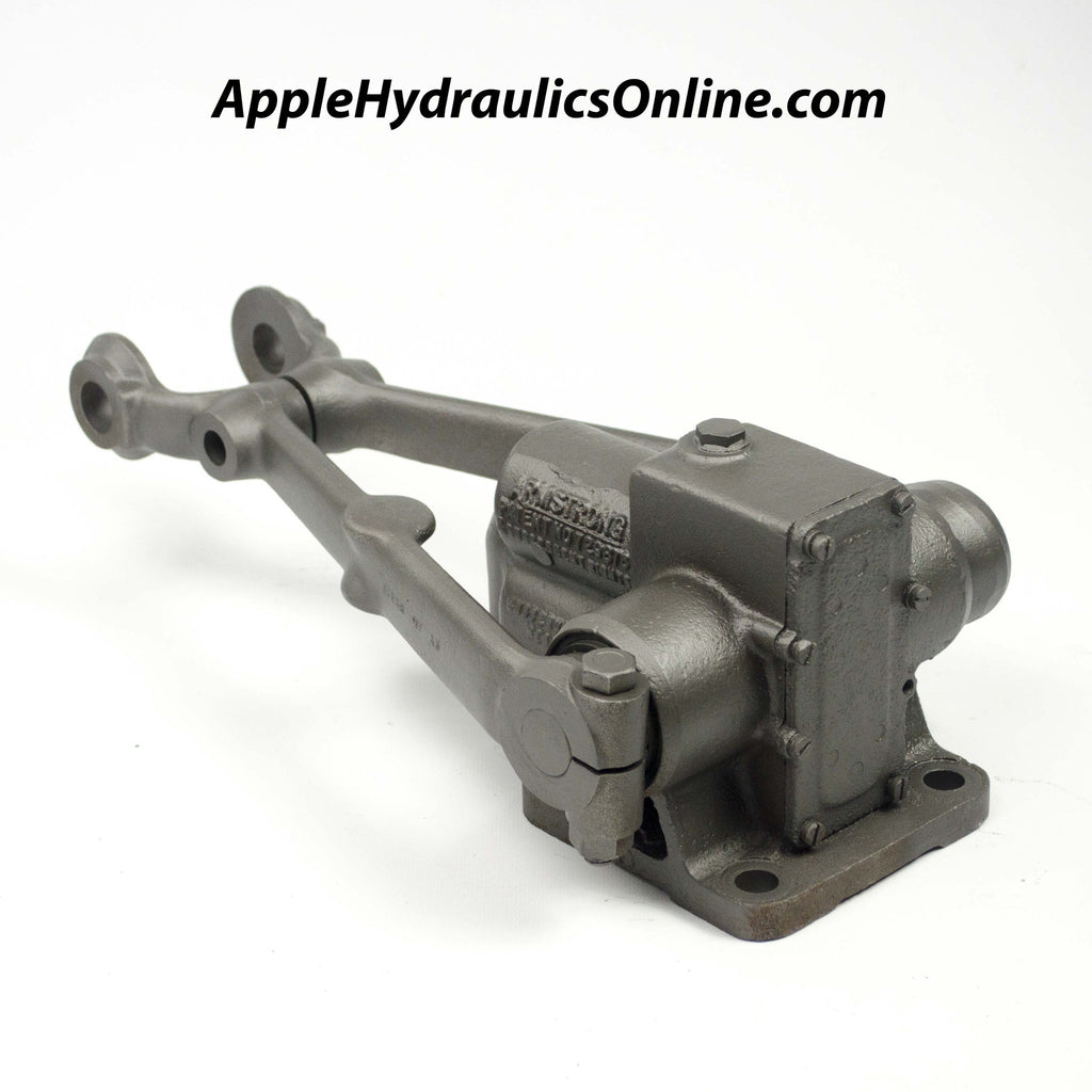 Austin Princess Front Lever Shock (large cast iron housing), Shocks, Austin Princess - Apple Hydraulics