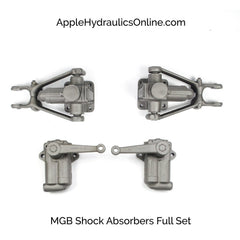 MGB & GT  Lever Shocks (1963-80) - Full Set of 4, Shocks, MGB & GT - Apple Hydraulics