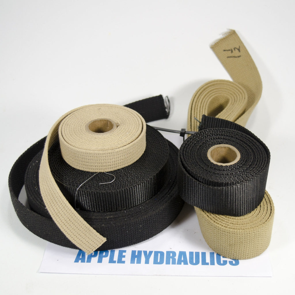 Straps and Webbing for lever shock absorbers, Straps, Apple Hydraulics - Apple Hydraulics