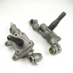 MGB Swivel Axle/Kingpin Assembly -  per pair/with core deposit, Swivel axle/kingpin, MGB & GT - Apple Hydraulics