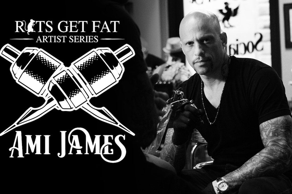 Rats Get Fat: Ami James Artist Series