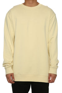 RGF W17 BLANK SWEATER - Cream