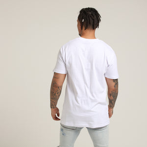 Rats Get Fat Burn SS Tee White