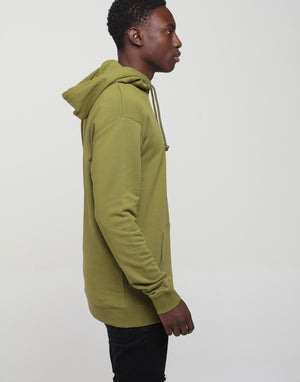 FULL BLOOM HOOD - Army