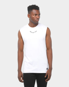 Rats Get Fat Complex Muscle Tee White