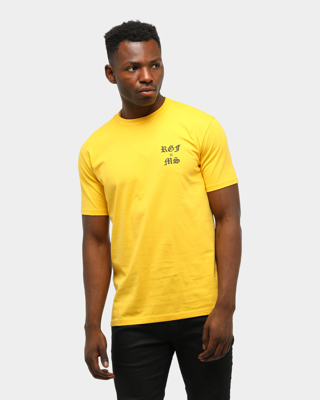 RGF X MS SUNDANCE TEE - Yellow