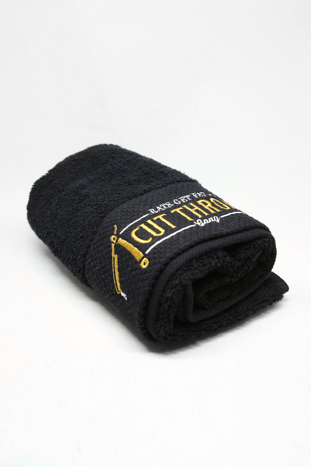 LUXURY TOWEL - Black