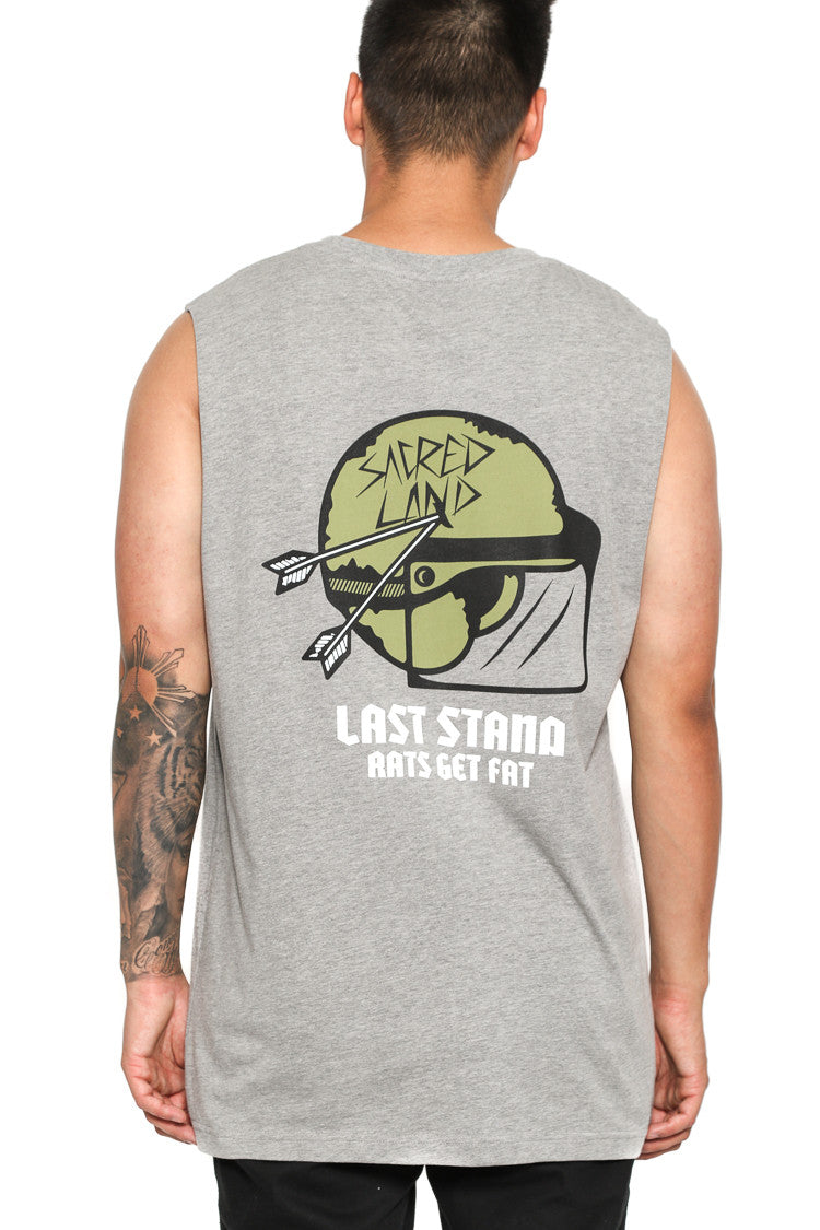 LAST STAND - SACRED LAND MT - Grey
