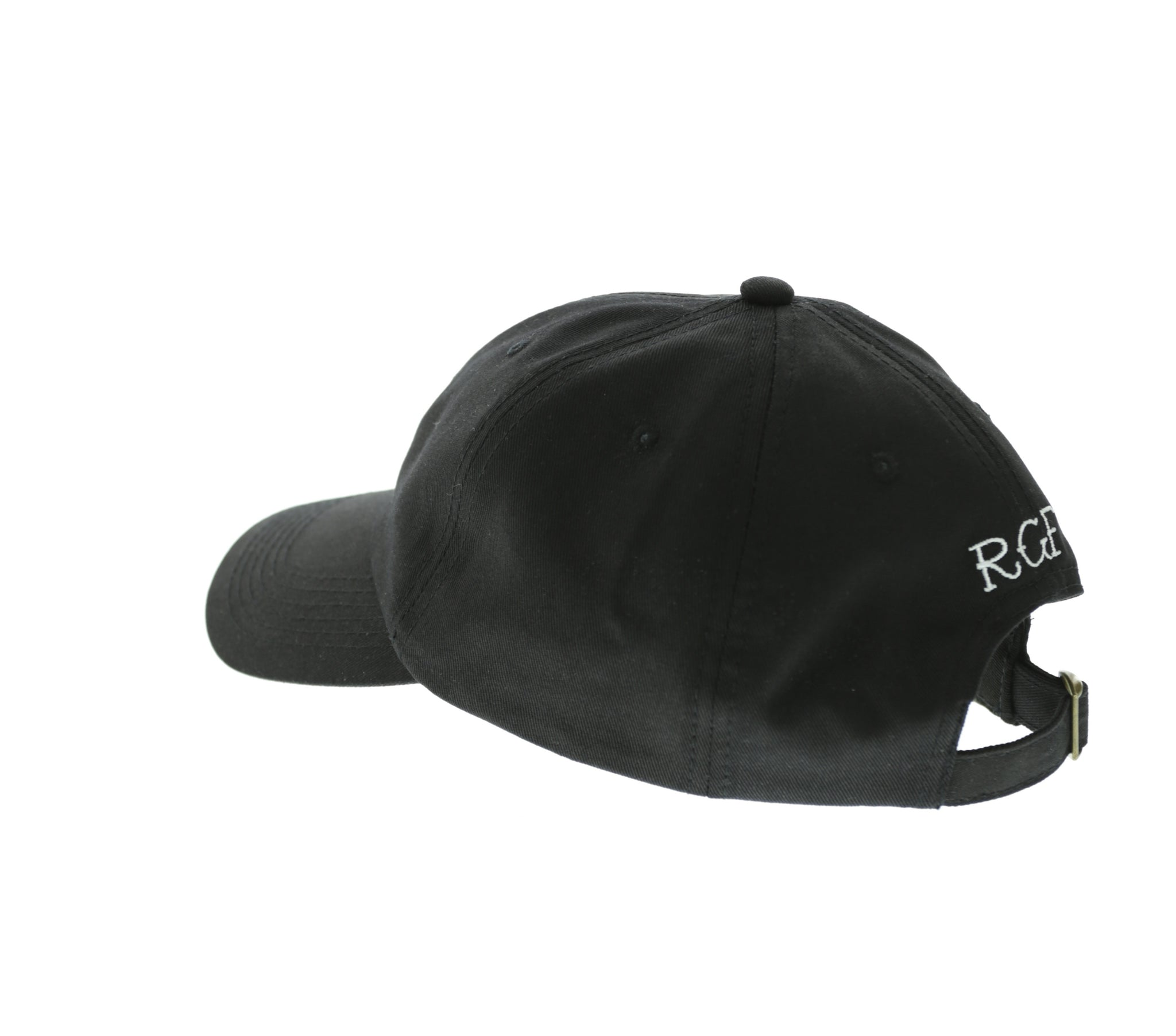 HELLO SAILER STRAPBACK - Black