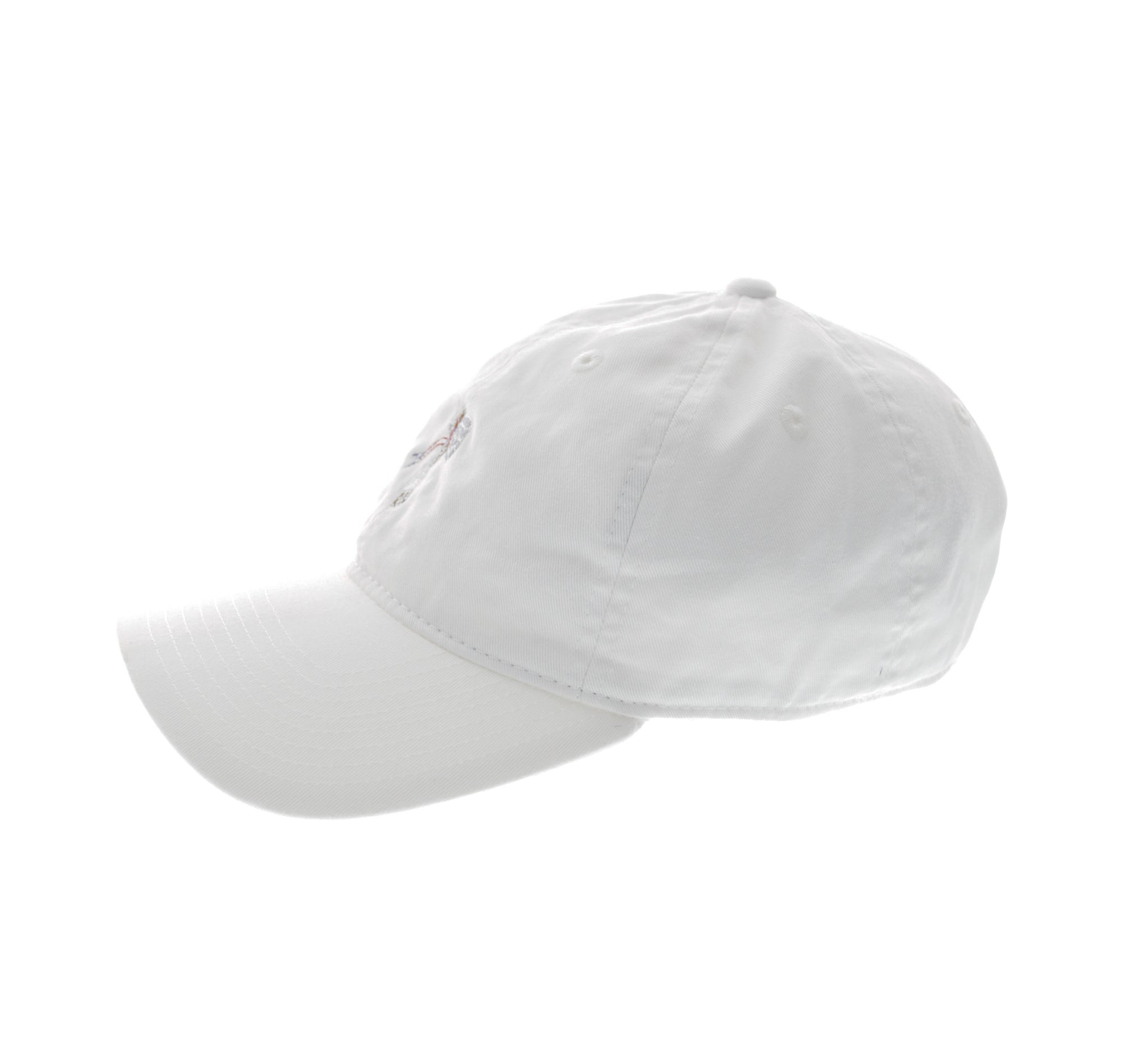 FREEDOM STRAPBACK - White