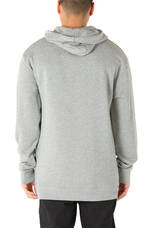 LOCKED & LOADED HOOD - Grey
