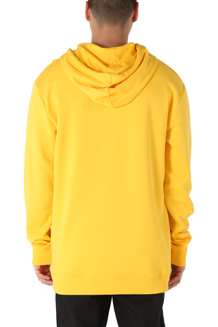 LOCKED & LOADED HOOD - Yellow