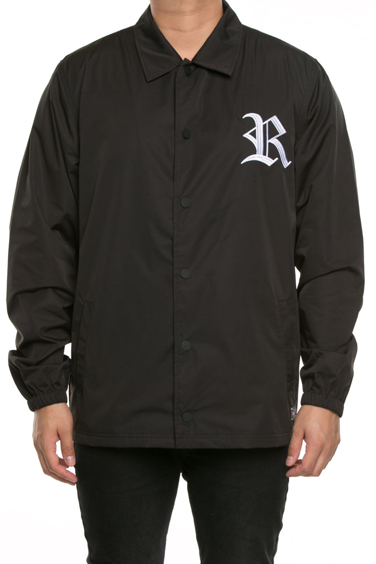 BITE COACH JACKET - Black