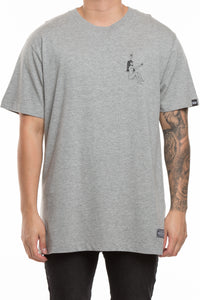 RGF X AH SOL SEARCHING TEE - Grey
