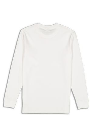 CHIEF LS TEE - White
