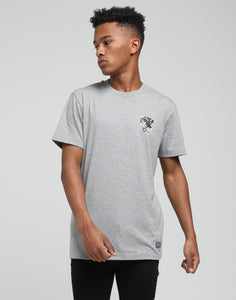 Rats Get Fat Attack SS Tee Grey