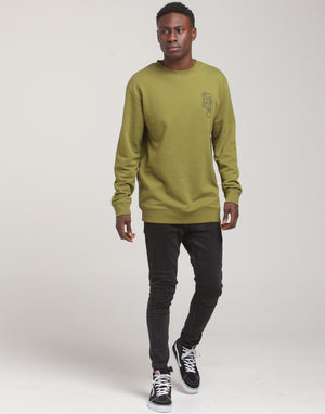 PANTHER CREWNECK - Army