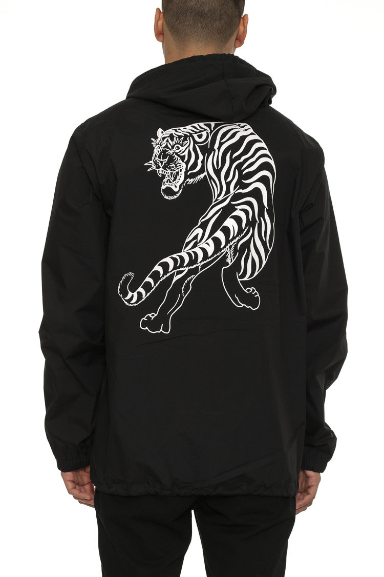 TIGER JACKET - Black