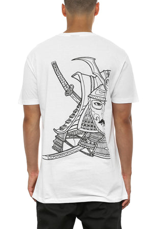 AS SAMURAI TEE - White