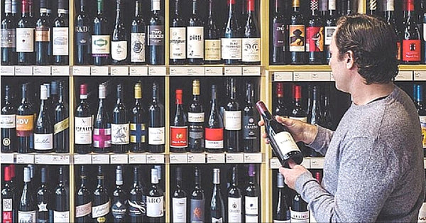 Tips on navigating a wine shop
