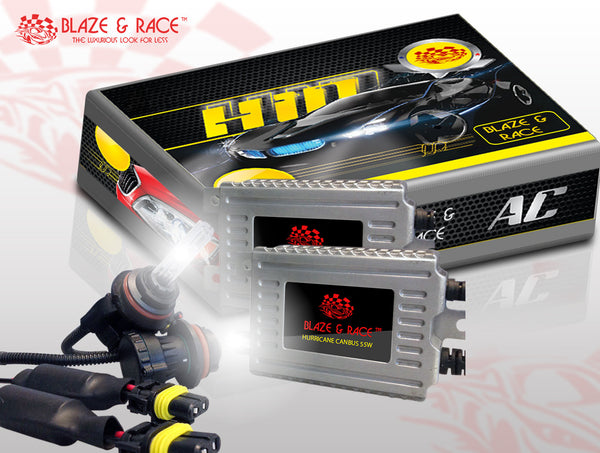 Blaze & Race 55w CANBUS Hurricane HID Kit