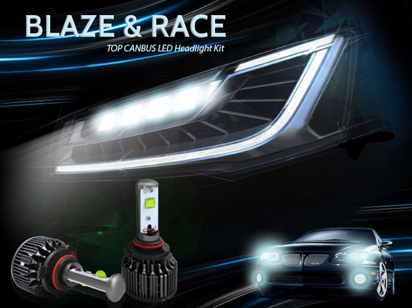BLAZE LED Headlight Kit