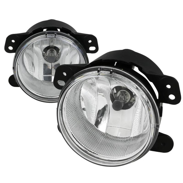 05-10 CRYSLER 300 CLEAR FOG LIGHTS WITHOUT WIRING KIT