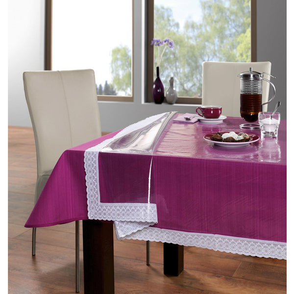 Table Cover Transparent Freelance